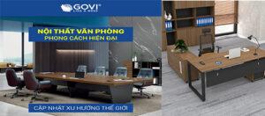 Govi – địa chỉ tin cậy để lựa chọn những dòng sản phẩm nội thất chất lượng