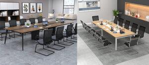 Gợi ý một số phong cách thiết kế phòng họp đơn giản, hiệu quả x2