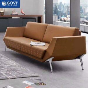 Sofa văng da cao cấp SF162