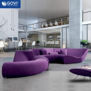 Sofa sảnh chờ DZ801