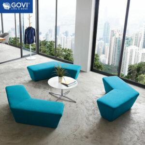 Sofa sảnh chờ DZ808