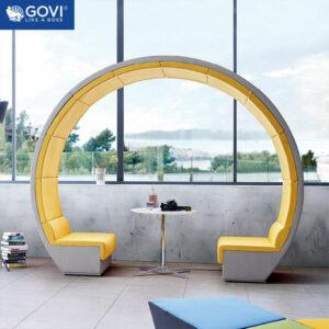 Sofa sảnh chờ DZ817