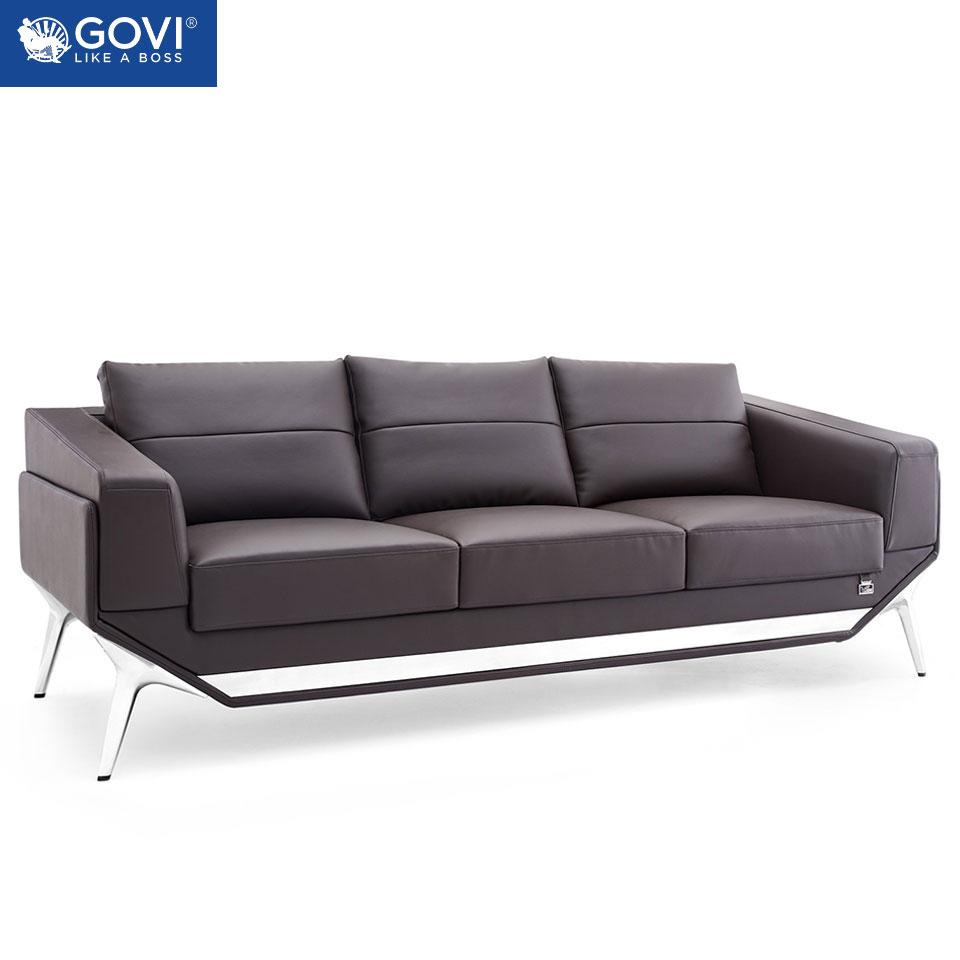 Sofa văng da cao cấp SF168