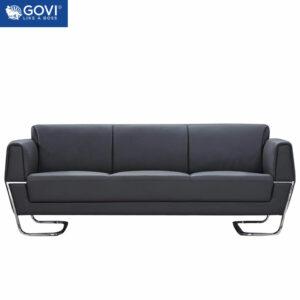 Sofa văng da cao cấp SF169