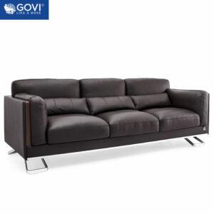 Sofa văng da cao cấp SF173