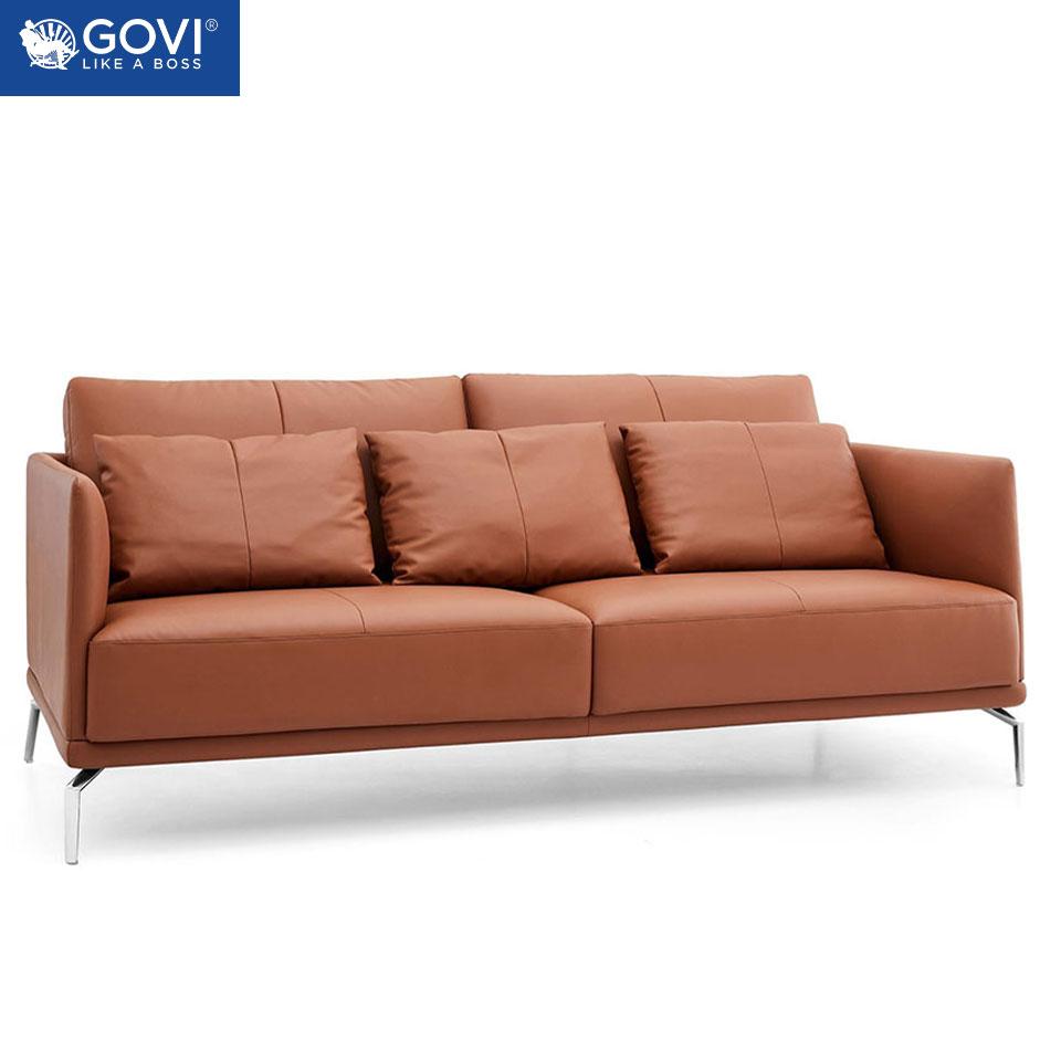 Sofa văng da cao cấp SF190