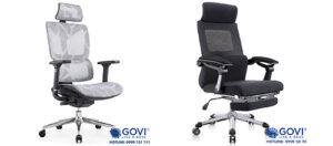 Có nên chọn ghế xoay văn phòng chống đau lưng không?