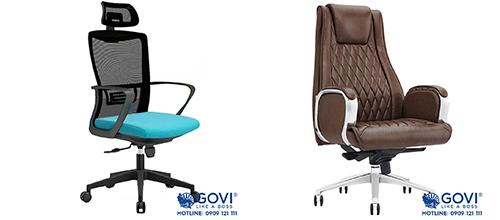 Chọn ghế xoay văn phòng theo phong thủy bạn nên biết