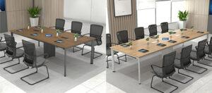 3 lý do nên lựa chọn bàn họp văn phòng hình oval