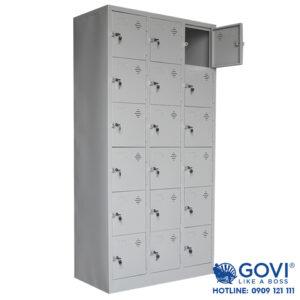 Tủ locker sắt 18 ngăn LK18