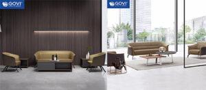 Gợi ý 5 mẫu sofa văn phòng hot nhất 2021 tại Govi