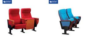 Tư vấn cách chọn ghế hội trường phù hợp với từng không gian