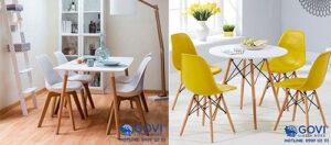 Địa chỉ cung cấp bàn ghế cafe chất lượng hàng đầu tại Hà Nội
