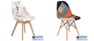 5 mẫu ghế cafe chân gỗ hiện đại phổ biến nhất hiện nay