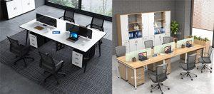Tiêu chí thiết kế nội thất văn phòng chuẩn