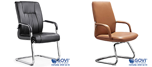 Ghế da phòng họp hiện đại nâng tầm doanh nghiệp chuyên nghiệp , đẳng cấp
