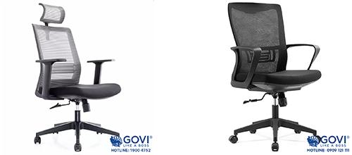 Đừng bỏ lỡ cơ hội sở hữu ghế lưới văn phòng hot nhất tại Govi