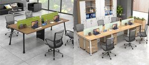 Kinh nghiệm thiết kế văn phòng làm việc nhỏ 40-50m2 chuyên nghiệp