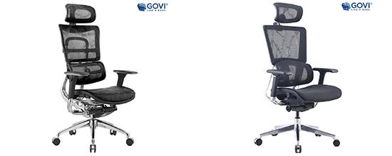 Ghế làm việc tại nhà hiện đại, thoải mái giúp nâng cao hiệu suất công việc